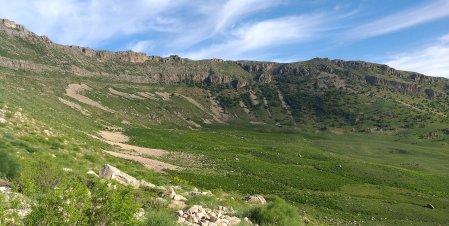 Eruh Çırav Dağı Ve Yaylası